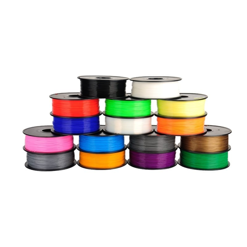 HIGH QUALITY 3D Printing Filament Diameter 1 75mm PLA ABS Thread Polylactic acid Net Weight