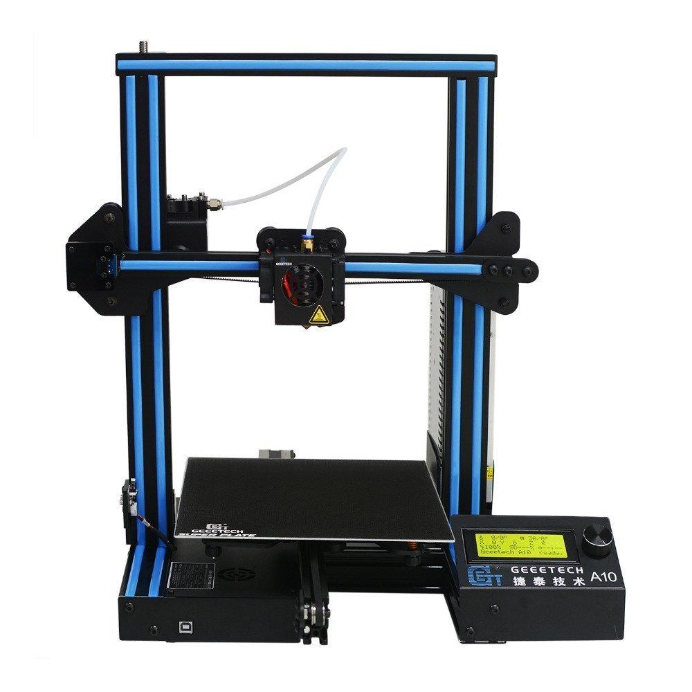 GEEETECH A10 Open Source DIY 3D Printer