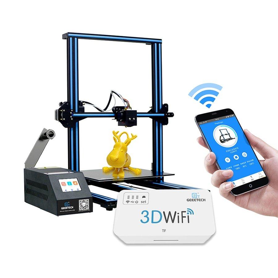 GEEETECH A30 Open Source LCD DIY 3D Printer