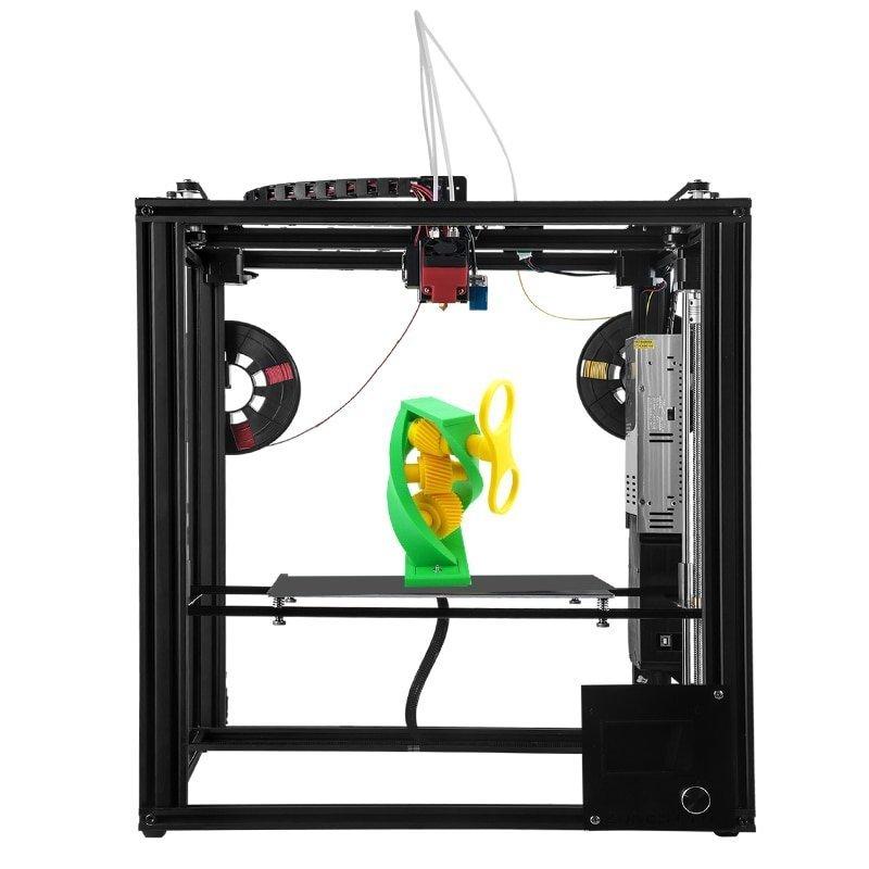 Flyingbear Shine UV Resin High Precision LCD DLP 3D Printer