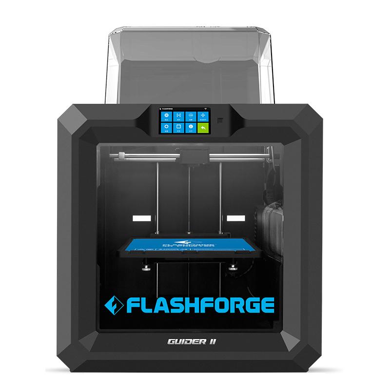 FLASHFORGE Guider II Desktop FDM 3D Printer Supplier Australia