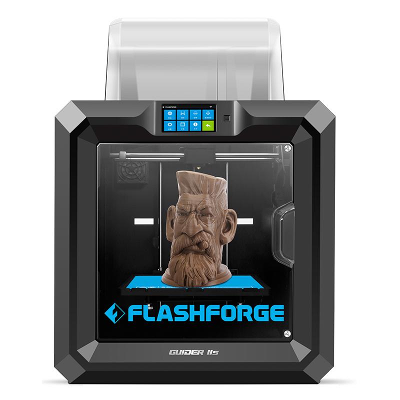 FLASHFORGE Guider IIs Desktop FDM 3D Printer Supplier Australia