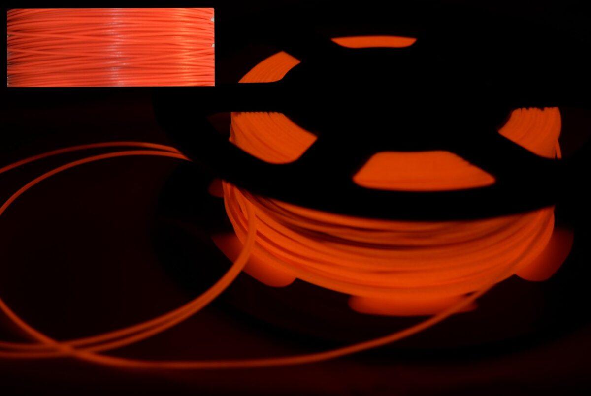 PLA Glow In The Dark 1 KG 1.75mm Filament CCDIY Supplier Australia