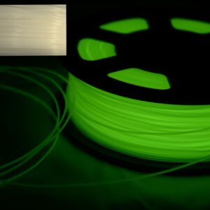 PLA Glow In The Dark 1 KG 1.75mm Filament CCDIY Supplier Australia