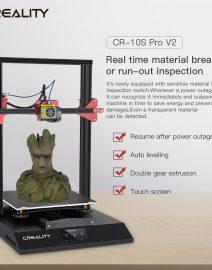 Creality CR-10S PRO V2 Semi-DIY FDM 3D Printer Supplier Australia