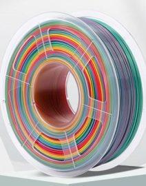 PLA Rainbow Colour 1.75mm Filament CCDIY Supplier Australia