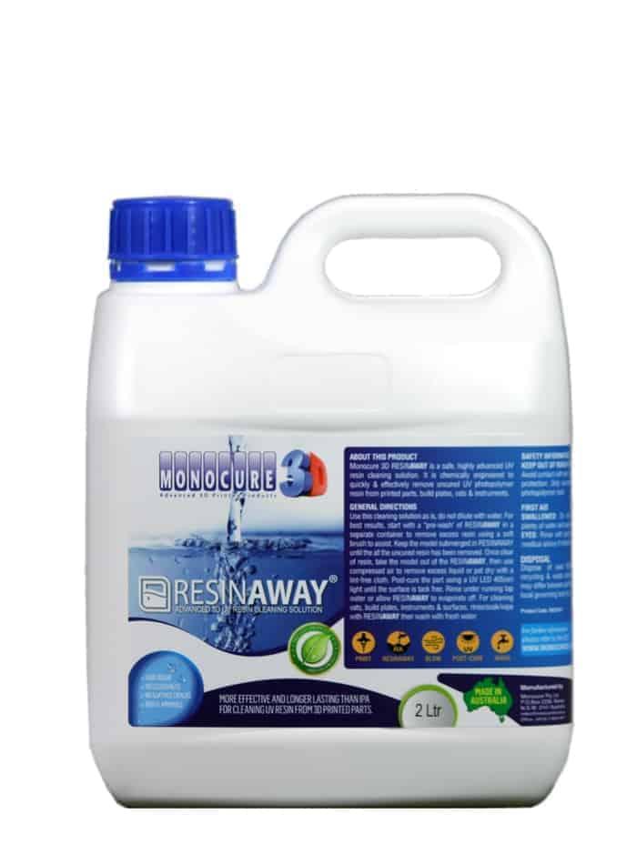 Monocure 3D RESINAWAY® Cleaner Supplier Australia