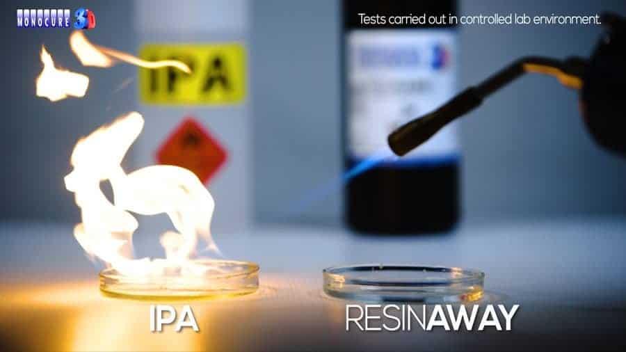 Resinaway non flamable