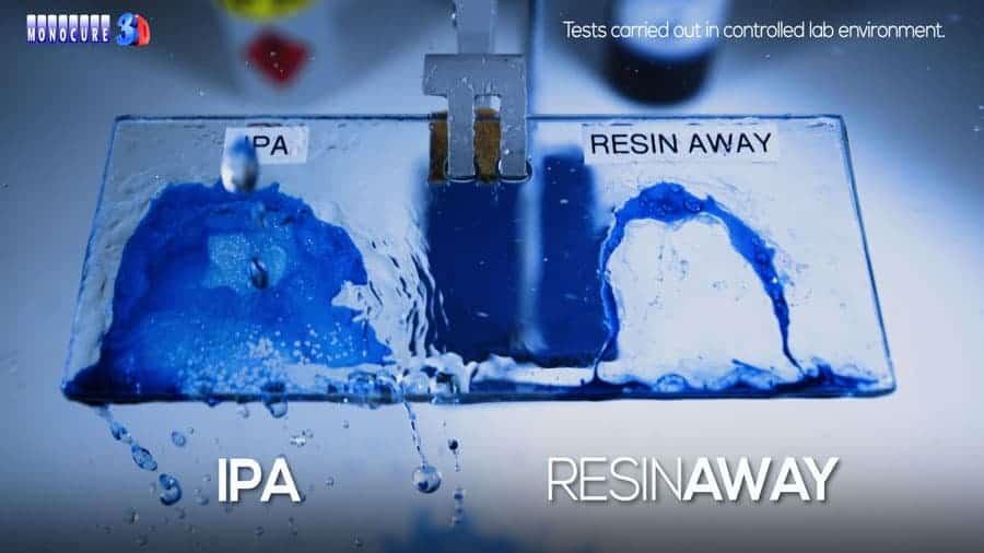 Resinaway vs IPA
