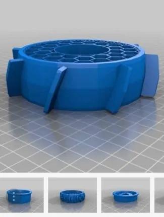 Monocure 3d Standard Flex100 – Clear Supplier Australia