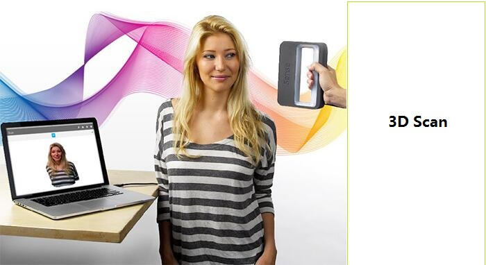 Handheld Sense 3D Scanner and Printer Supplier Australia