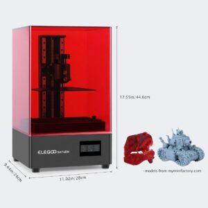 Elegoo Saturn Msla 4k 89 Monochrome Lcd Resin 3d Printer 3d Printers Elegoo Shop 310341 2048x2048 300x300